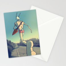 The Giant Conejo Stationery Cards