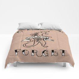 Never Forget - Thylacine Comforters