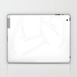 Funny Brazilian Jiu Jitsu - Night night Laptop & iPad Skin