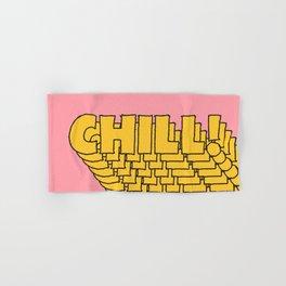 Chill Chill Chill! Hand & Bath Towel