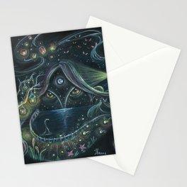NIGHT NYMPH Stationery Cards
