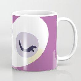 Little sleepy owl Coffee Mug