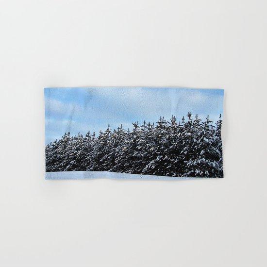 Christmas Tree Forest Hand & Bath Towel