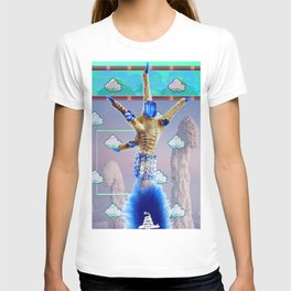 trappa•keepa who did yr nailz grrrl? T-shirt
