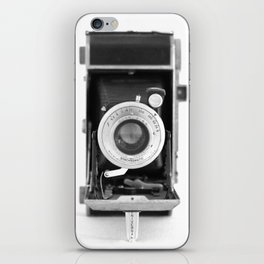 Vintage Camera No. 1 iPhone Skin