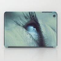 focus iPad Cases featuring Focus by Mi Nu Ra