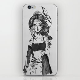 High Priestess Sachi iPhone Skin