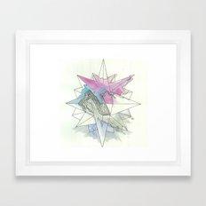 C.O.M.P.A.S.S. No. 5 Framed Art Print