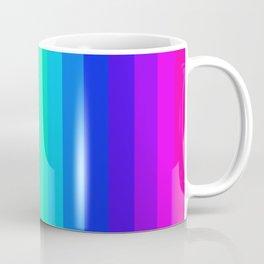 Vertical Rainbow Coffee Mug