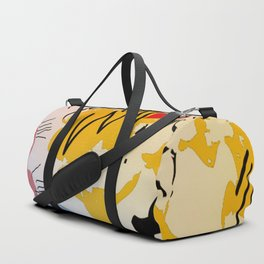 Attack of the killer bees Duffle Bag