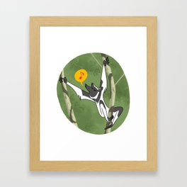 Indiri Song Framed Art Print