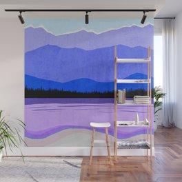 Blue Ridge Mountains Wall Mural