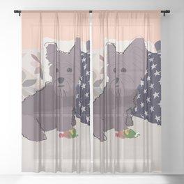 Charlie Sheer Curtain