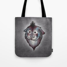 Ghost / Alone Tote Bag