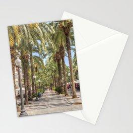 Alicante market Stationery Cards