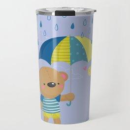Rainy Season Travel Mug
