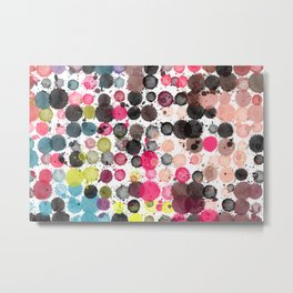 Paint Ball Party! Metal Print