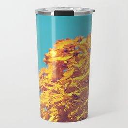 Golden Tree Travel Mug