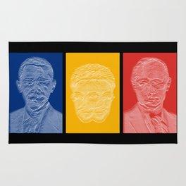 Snowden Triptych Rug