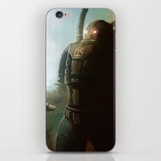 Abandoned Robot iPhone & iPod Skin