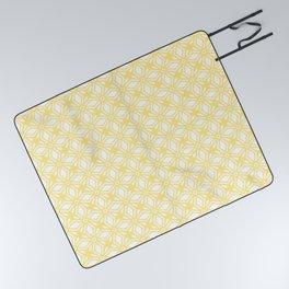 HELLO YELLOW - ANISSA DIAMOND by MS Picnic Blanket