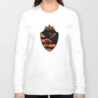 spanish Long Sleeve T-shirts featuring CINFC (Spanish) by Football As Football