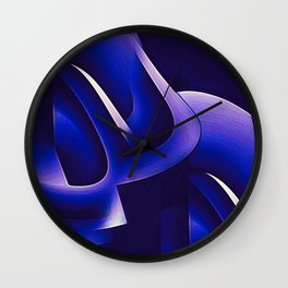 departed spirit Wall Clock