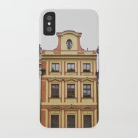 prague iPhone & iPod Cases featuring Prague   by Kameron Elisabeth