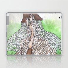 Empire of Mushrooms: Phallus indusiatus Laptop & iPad Skin
