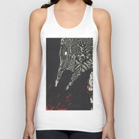 justice Tank Tops featuring Justice by Bryan Yentz
