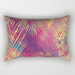 flowers 23 palm beach Rectangular Pillow