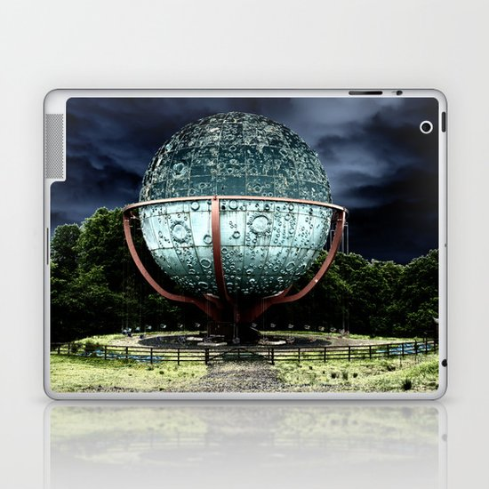 Swing Around The world Laptop & iPad Skin