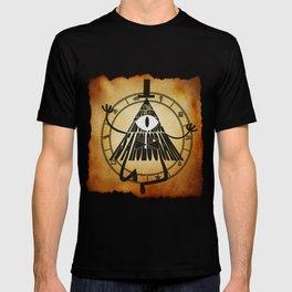 Bill Cipher Papyrus T-shirt