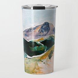 Mount Tam Marin County California Travel Mug