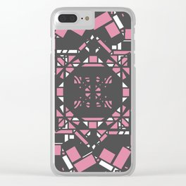 The Zen of Femme Clear iPhone Case