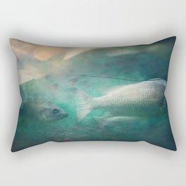 SKYFISH Rectangular Pillow