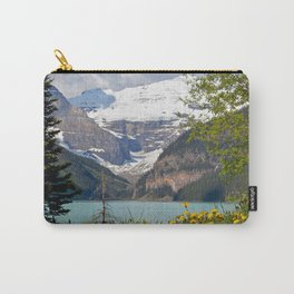 Scenic Lake Louise in Canada Carry-All Pouch