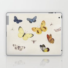 Ensemble de papillons {I/II} Laptop & iPad Skin