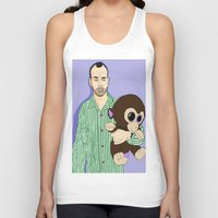 murray Tank Tops featuring James Murray Impractical Jokers  by Lord Gloria