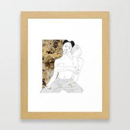 M3LL155X Framed Art Print