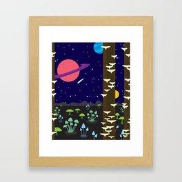 Temperance Framed Art Print