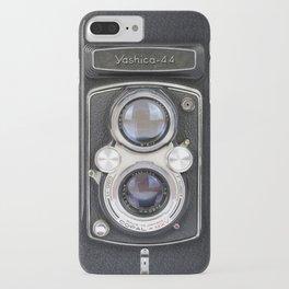 Vintage Camera Yashica 44 iPhone Case
