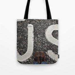 B-US-ES Tote Bag