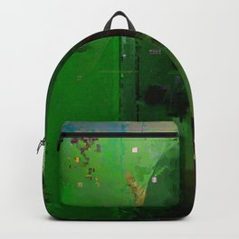 glitch cloud 2. Backpack