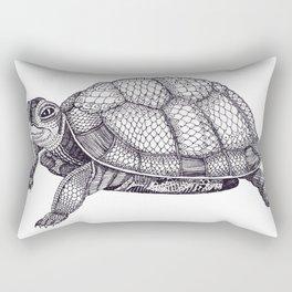 Turtle Pattern Rectangular Pillow