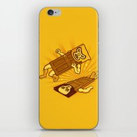doors iPhone & iPod Skins featuring Lucha Doors!  by Charity Ryan