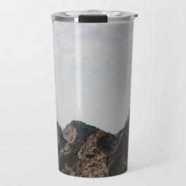 Ain't no mountain high enough  Travel Mug
