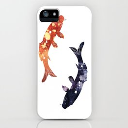 Little patronus - Carp iPhone Case