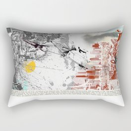 Mabel_A sepaRation Rectangular Pillow