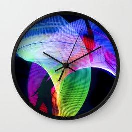 Lux Saltator III Wall Clock